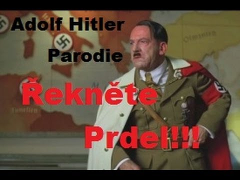 Adolf Hitler Parodie