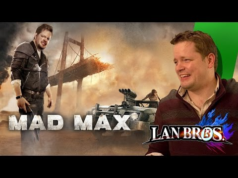 MAD MAX with Slane