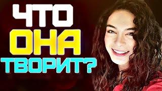 Как Эбру Шахин танцует? Чудесный Турецкий сериал Ветреный на отдыхе