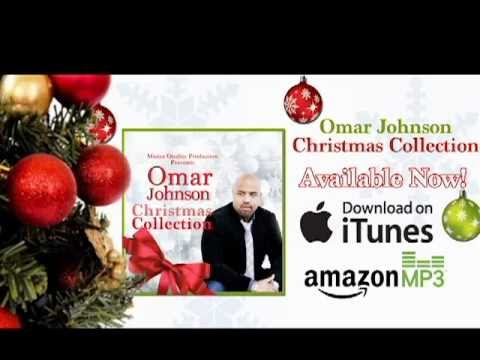 Omar Johnson new Christmas Collection Album NOW on iTunes and Amazon MP3. Mestre Quality Studio.