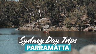 Sydney Day Trips - Parramatta