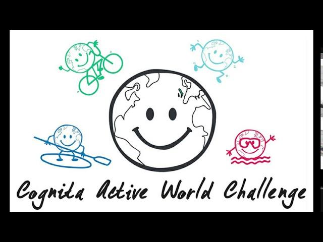 Invitación a participar en el Cognita Active World Challenge - Manquecura Valle lo Campino