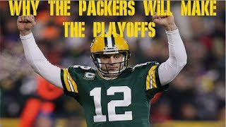 Why the Packers Will Make the Playoffs