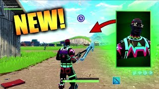 NEW LITESHOW AND NITELITE SKIN GAMEPLAY + GLOW RIDER AND GLOW STICK! (Fortnite Battle Royale)