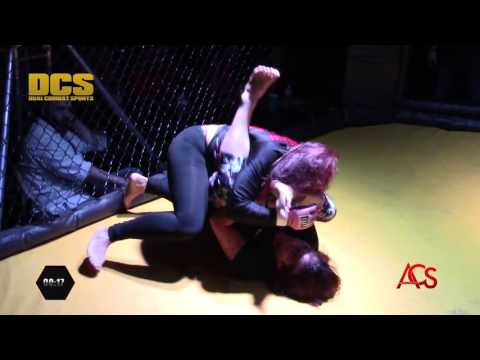 DCS (Dual Combat Sports) Aimee Masters vs Bri Brassaw