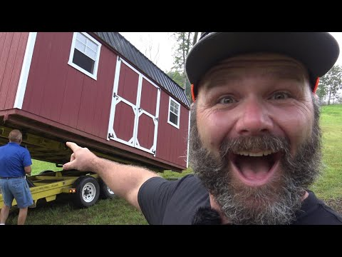 It's Not A Tiny House....or Is It? Choosing A Storage Building That's Right For You