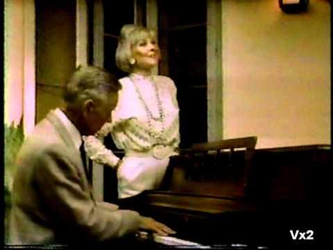 Doris Day & Les Brown - rare 1985 reunion video of