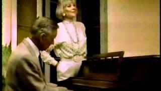 "Doris Day & Les Brown - rare 1985 reunion video of ""Sentimental Journey"""
