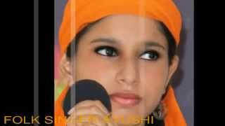 INDIAN FOLK SINGER AYUSHI(shah abdul karim song-keno piriti baraila re bondhu)