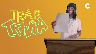 King Von Attempts To Make Orange Juice  | Trap Trivia™