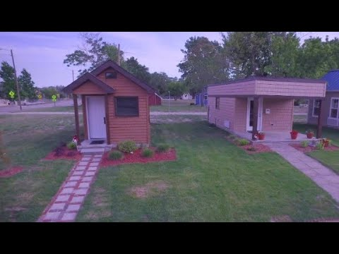 Detroit makes housing affordable with tiny homes