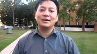 """""""Preventing Diarrhea"""" a Manitoba Liberal provincial election issue says Logan candidate Joe Chan"""