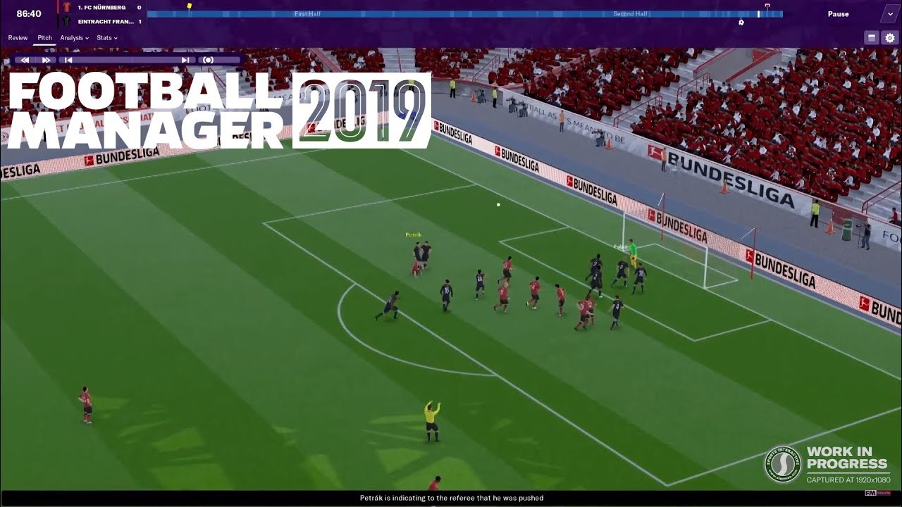 Football Manager 2019 (FM 19) swedish hacked version