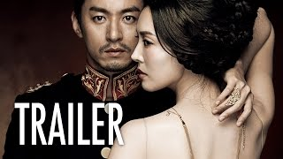 Gabi (가비) - OFFICIAL TRAILER - Historical Action Thriller Starring Joo Jin-mo, Kim So-yeon