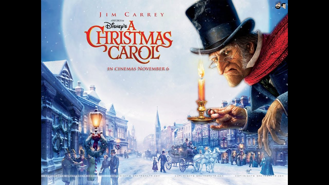 A Christmas Carol (2009) - Christmas Review - YouTube