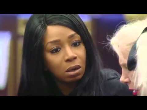 Tiffany Pollard mistakenly thinks David Gest has died when Angie Bowie tries to confide in her
