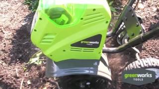 greenworks kultivator 22 08 cut