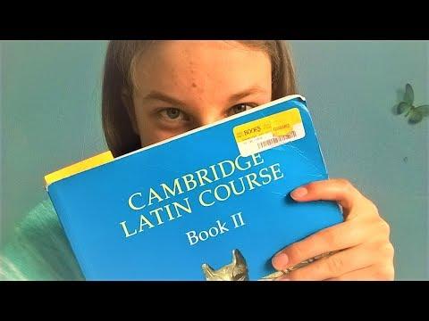 How I Study Ancient Latin
