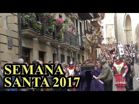 Procesión del Silencio Hondarribia 2017 / Irungo Telebista