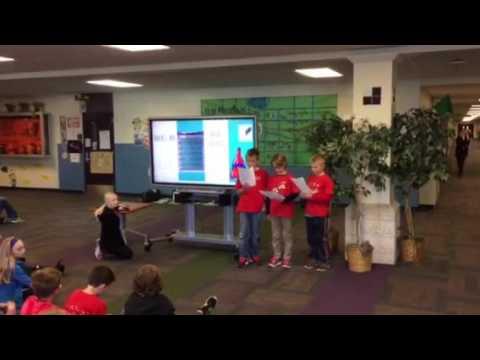 Smith Elementary visits Novi Meadows School