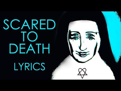 SCARED TO DEATH Lyrics - HALLOWEEN