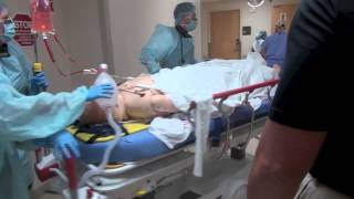 Hospital Trauma Simulation Training by Orlando Medical Institute
