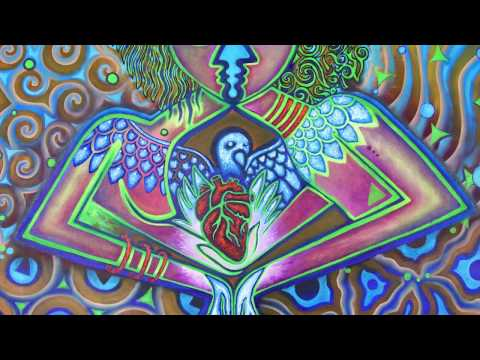 One Love- Oil Painting and spoken word poem By Visionary Artist Adelaide Marcus