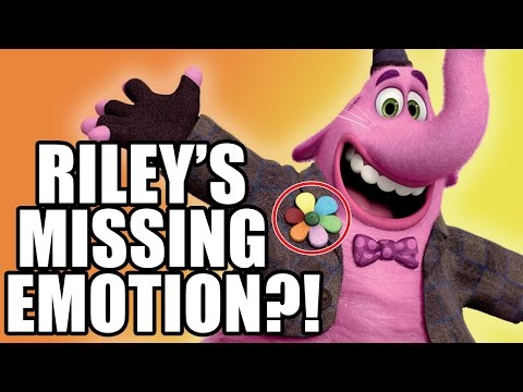 Inside Out Conspiracy Theory - Riley has a SIXTH Emotion?! | Episode #80 - TheJongasm
