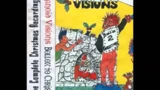 Paranoid Vision - Bollox To Christmas k7 1992