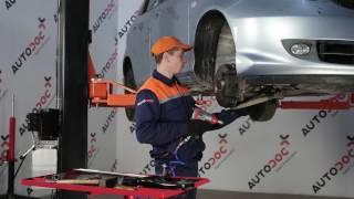 Montering af Forlygtesæt AUDI A4 Avant (8K5, B8): gratis video