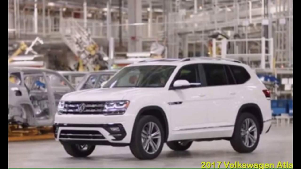 2018 volkswagen atlas. Wonderful Atlas VOLKSWAGEN ATLAS 2018  New Volkswagen Atlas Reviews Interior And  Exterior Throughout Volkswagen Atlas