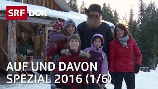 Familie Schönbächler in Kanada Auf und davon Spezial Folge 1