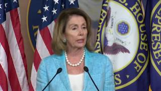 Pelosi: 'Cold hard evidence' of collusion between Russia and the Trump family