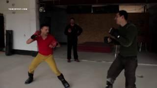 Вырубить с удара  Как не боятся ударить и получить Первый бой Антона