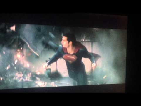 The Destruction of Wayne Enterprises - Man of Steel