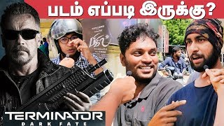 TERMINATOR – Dark Fate Movie Review | Public Opinion | FDFS