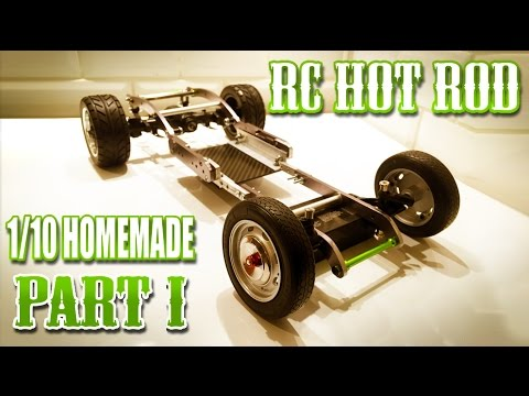 rc hot rod ford 32 homemade part 1 8 youtube. Black Bedroom Furniture Sets. Home Design Ideas