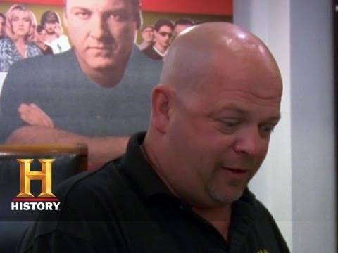 Pawn Stars: Bull in a Pawn Shop | History