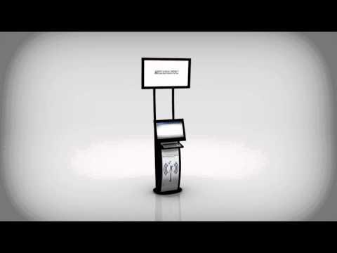 3D Kiosk animation presentation (2012)