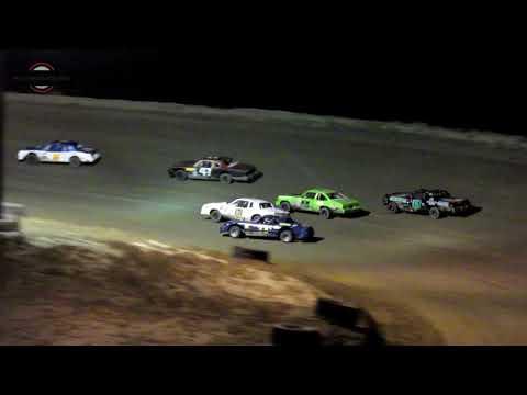 Desert Thunder Raceway Hobby Stock Main Event 9/28/18