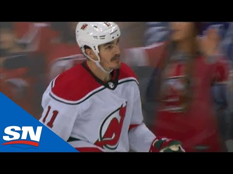 The Devils Storm Back Against Maple Leafs With Two Goals In 26 Seconds