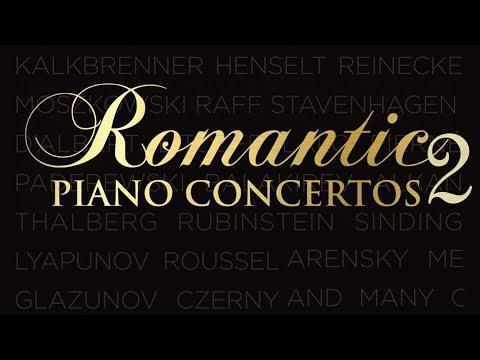 Romantic Piano Concertos 2| Classical Piano Music of the Romantic Age