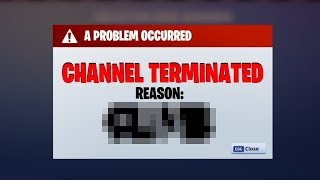I'm About To Get Exposed.. (Fortnite)