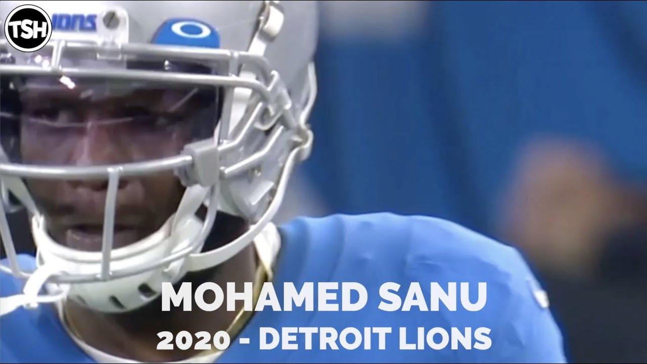 Mohamed Sanu 2020 - Final Tape