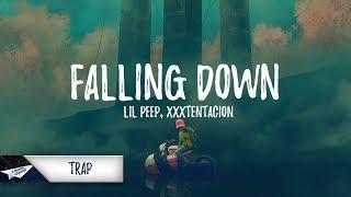 Lil Peep &amp XXXTENTACION - Falling Down (Besomorph Trap Remix)