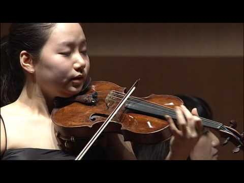 옥유아_Violin_2013 JoongAng Music Concours
