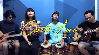 Cerito Loro - TTM Akustik - cover D'LA Band