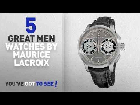 top-10-maurice-lacroix-men-watches-[-winter-2018-]:-maurice-lacroix-men's-mp7128-ss001320