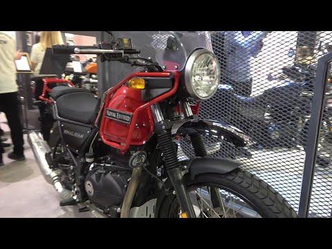 Royal Enfield Himalayan 2020 (Adventure Bike 411cc)