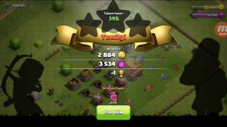 Clash of clans gelisme ve 1 bolum